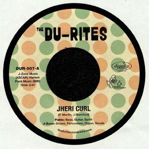 DU RITES, The - Jheri Curl