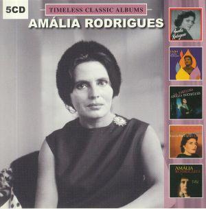 RODRIGUES, Amalia - Timeless Classic Albums