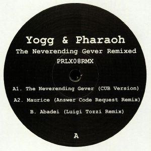 YOGG/PHARAOH - The Neverending Gever (remix)