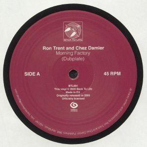 TRENT, Ron/CHEZ DAMIER - Morning Factory (Dubplate)