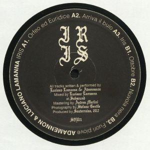ADAMENNON/LUCIANO LAMANNA - Iris