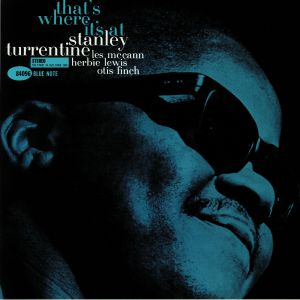 TURRENTINE, Stanley - That's Where It's At (reissue)