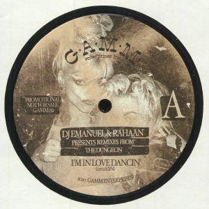 DJ EMANUEL/RAHAAN - Presents Remixes From The Dungeon