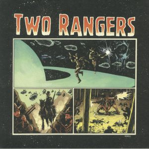 TWO RANGERS aka BUKEZ FINEZT/NGHT DRPS - Ghosts & Galaxies