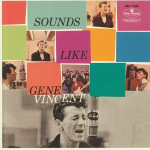 VINCENT, Gene - Sounds Like Gene Vincent