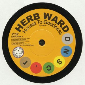 WARD, Herb/BOB BRADY/THE CON CHORDS - Honest To Goodness