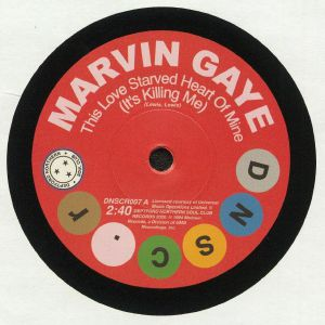 GAYE, Marvin/SHORTY LONG - This Love Starved Heart Of Mine (It's Killing Me)