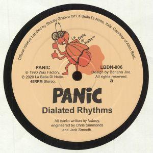 PANIC - Dialated Rhythms (reissue)