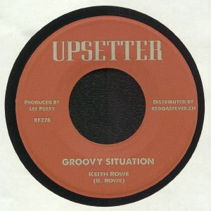 ROWE, Keith - Groovy Situation