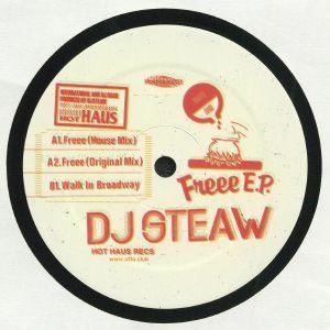 DJ STEAW - Freee EP
