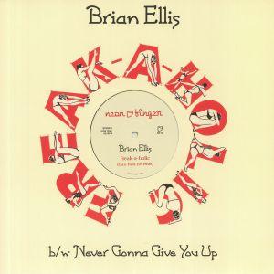 ELLIS, Brian - Freak A Holic