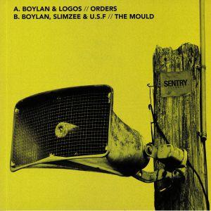 BOYLAN/LOGOS/SLIMZEE/USF - Orders