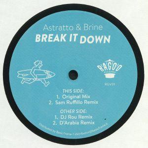 ASTRATTO/BRINE - Break It Down