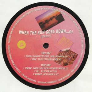 DJ ROU/D'ARABIA/BRINE/SIMEONE/HILL/MANUOLD - When The Sun Goes Down 01