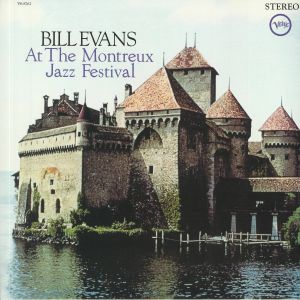 EVANS, Bill - At The Montreux Jazz Festival