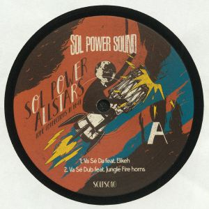 SOL POWER ALL STARS - Lome Connections In Hi Fi