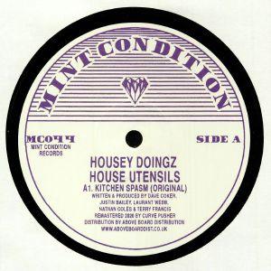 HOUSEY DOINGZ - House Utensils