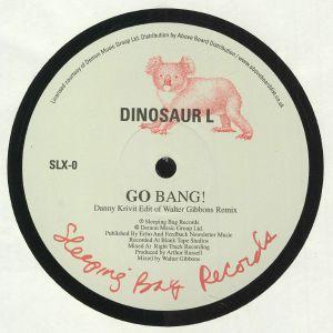 DINOSAUR L/HANSON & DAVIS - Go Bang!