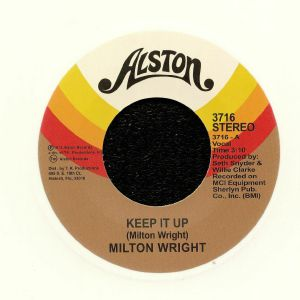 WRIGHT, Milton - Keep It Up (remastered)