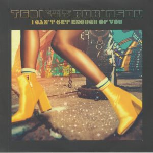 ROBINSON, Tedi - I Can't Get Enough Of You