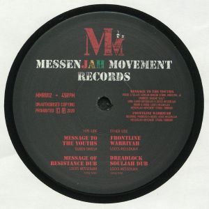 QUEEN OMEGA/LOCKS MESSENJAH - Message To The Youths
