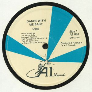 DEGO - Dance With Me Baby