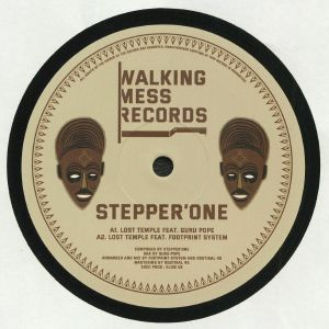 STEPPER ONE - Lost Temple