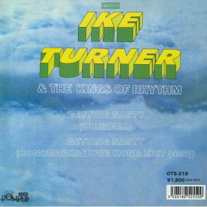 TURNER, Ike/THE KINGS OF RHYTHM - Getting Nasty