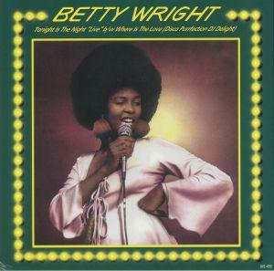WRIGHT, Betty - Tonight Is The Night