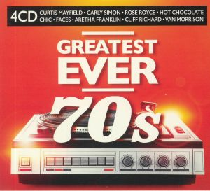 VARIOUS - Greatest Ever 70s