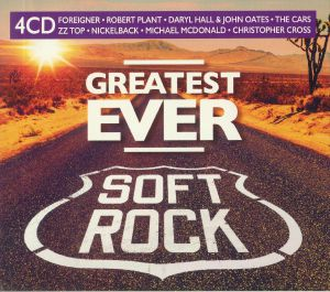 VARIOUS - Greatest Ever Soft Rock