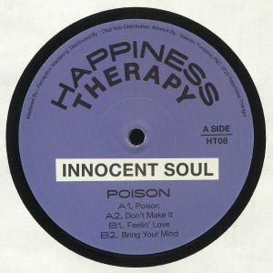 INNOCENT SOUL - Poison EP