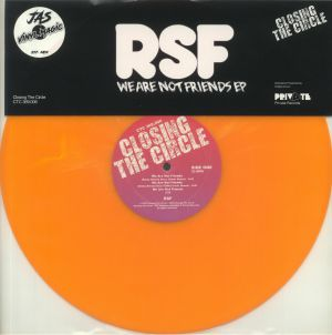 RSF - We Are Not Friends