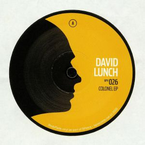 LUNCH, David - Colonel EP