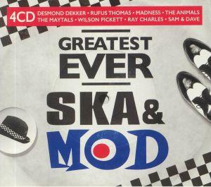 VARIOUS - Greatest Ever Ska & Mod