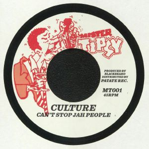 CULTURE - Can't Stop Jah People