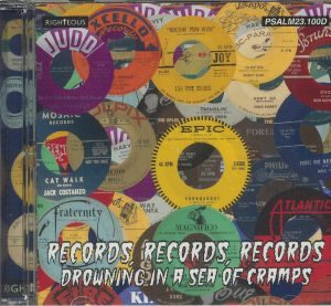 VARIOUS - Records Records Records: Drowning In A Sea Of Cramps