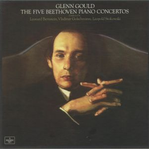 GOULD, Glenn - The Five Beethoven Piano Concertos