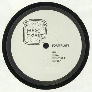 FOAMPLATE - Nightjars EP