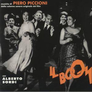 PICCIONI, Piero - Il Boom (Soundtrack)