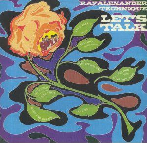 RAY ALEXANDER TECHNIQUE - Let's Talk (reissue)