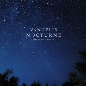 VANGELIS - Nocturne: The Piano Album (reissue)