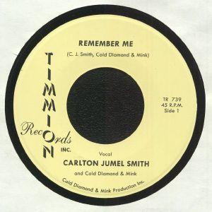 JUMEL SMITH, Carlton/COLD DIAMOND/MINK - Remember Me