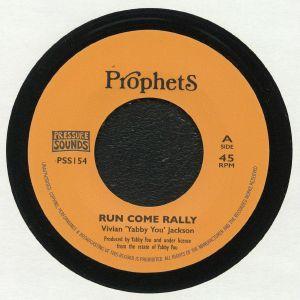 JACKSON, Vivian - Run Come Rally