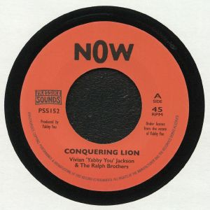 JACKSON,Vivian/THE RALPH BROTHERS - Conquering Lion