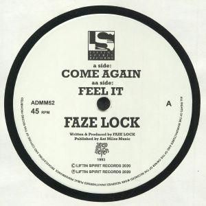FAZE LOCK - Come Again 1993: Reloaded