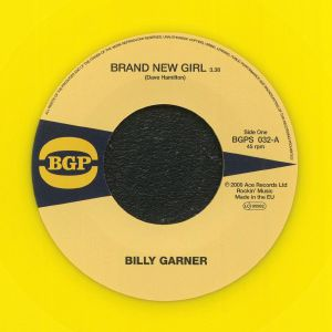 GARNER, Billy - Brand New Girl (reissue) (Juno Exclusive)
