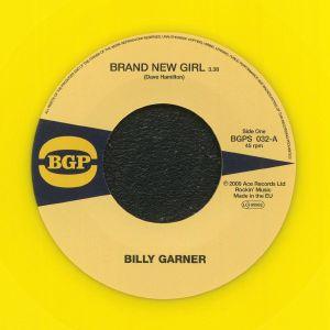 GARNER, Billy - Brand New Girl (reissue) (Juno exclusive)