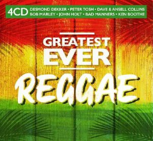 VARIOUS - Greatest Ever Reggae