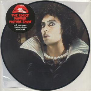 VARIOUS - The Rocky Horror Picture Show (45th Anniversary Picture Disc) (Soundtrack)